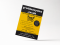 G-Whizz Cycles flyer