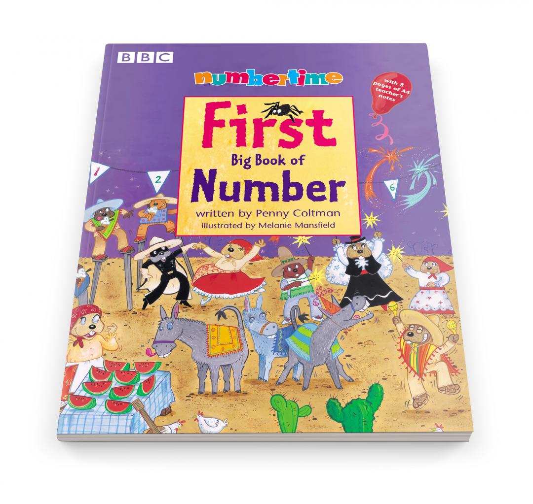 Numbertime big book