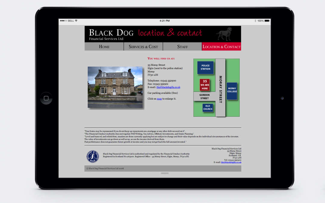 Black Dog Financial Services