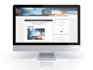 Digital Heights website