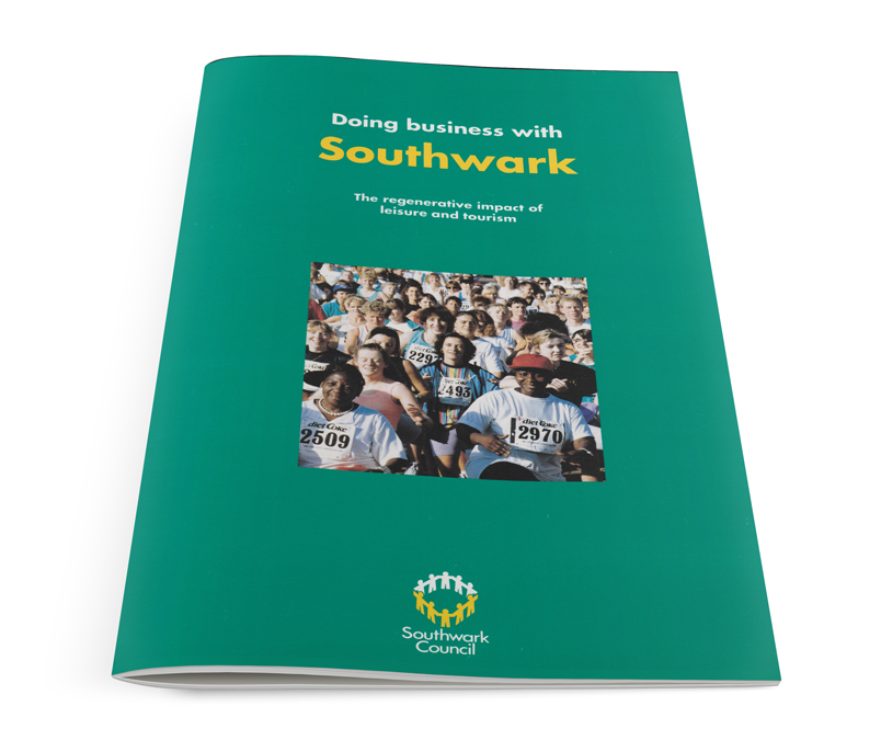 Southwark Council brochure