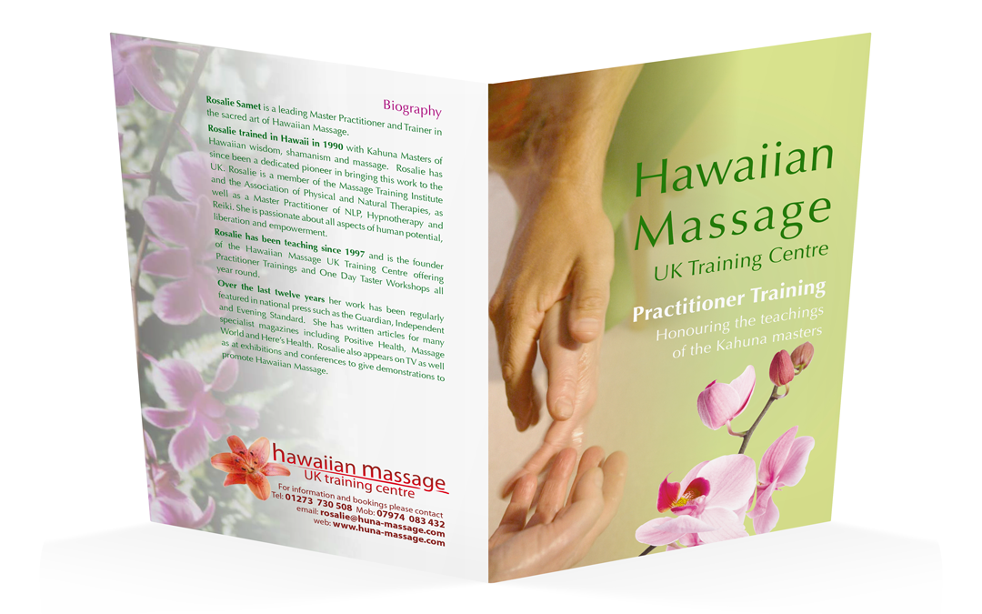 Hawaiian massage