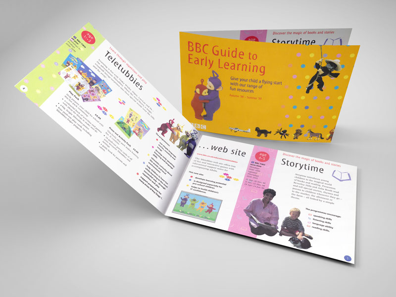 Early Learning brochure